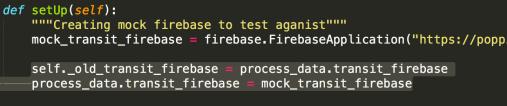 mockdatacode