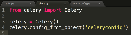Celery: Distributed Task Queue | chatasweetie